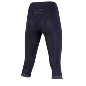 UYN Fusyon Cashmere UW Pantalones Medianos Mujer, grey stone/pearl